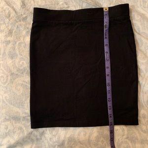 3 for $25 Forever 21 Black Mini Skirt